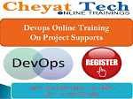Devops online training and job support by cheyat tech
