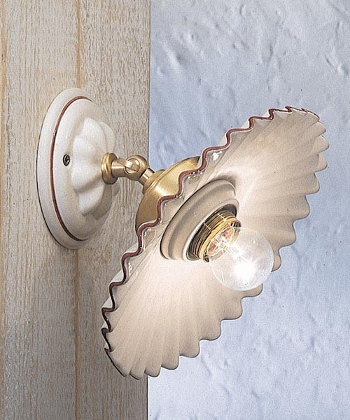 lampade da parete per la cameretta classica