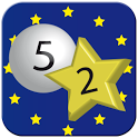 EuroMillions Numbers & Statistics icon