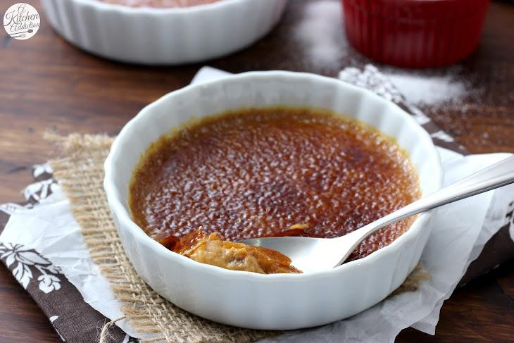 Pumpkin Creme Brulee Recipe | Yummly