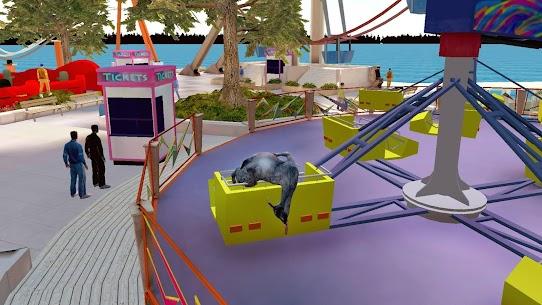 Goat Simulator Apk + OBB 2