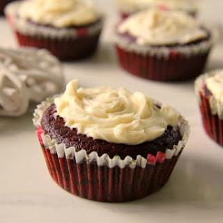 Red Velvet Cupcake.