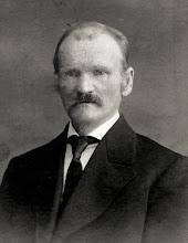 Photo: Johans Olsen, maternal great grandfather
