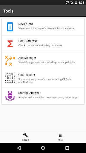 Device Tool - Handy Tools screenshots 1