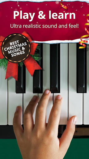 Christmas Piano: Music & Games 1.0.2 screenshots 1