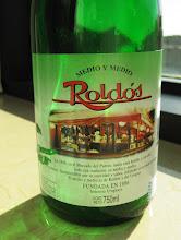 Photo: Medio y medio -juoma, jota ei valitettavasti taida saada Alkosta Suomessa