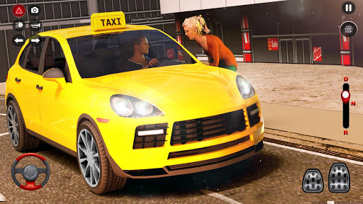 New York Taxi Driving Sim 3D 1.1 Hack Proof 2
