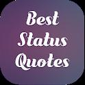 Best Status & Quotes 2018 icon