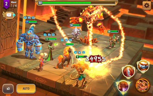 Might & Magic: Elemental Guardians  screenshots 14