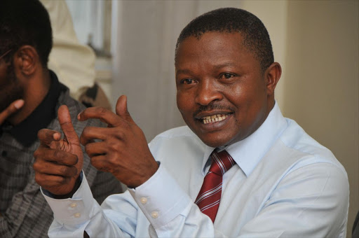 Mpumalanga premier David Mabuza. File photo