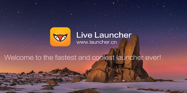 Live Launcher v1.6.02.482