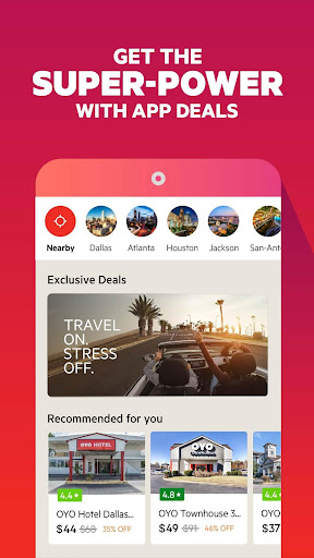 OYO: Travel & Vacation Hotels | Hotel Booking App screenshot 7