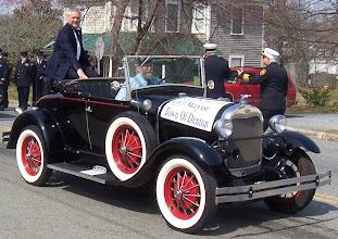 Photo: Mayor - Morris = Denton Centennial 2007 ---1907 2007 - http://denton100.com