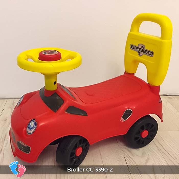 Chòi chân ô tô cho bé Broller CC-3390-2 8