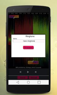 MP3 Cutter & Merger Mod 1.6 Apk [Pro Features Unlocked] 5