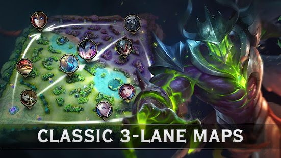 Game Mobile Legends: Bang Bang APK for Windows Phone