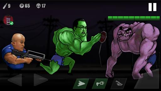 Police Vs Zombies 1.33.1.7v screenshots 1