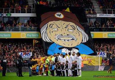 KV Mechelen gaf een dubbel geschiedenislesje tegen Antwerp: Het 'Opsinjoorke' en 'Remember 2002-2003'