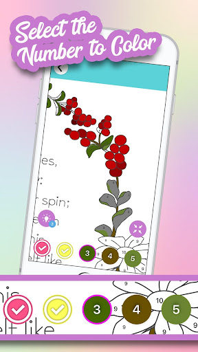 Bible Coloring - Bible Color by Number, Bible Game 20.0 screenshots 5