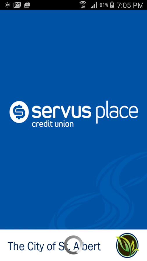 ServusPlace- screenshot