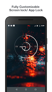 Knock lock screen - Applock Screenshot