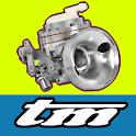 Jetting TM Racing OK & OK-Junior (S1, S2 models) icon