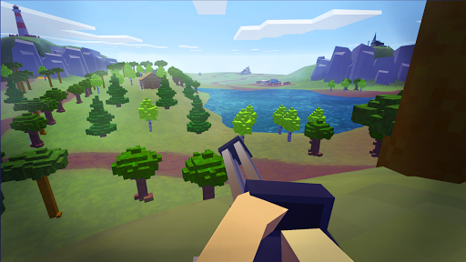 Guns of Pixel 3D Pocket Edition for PC