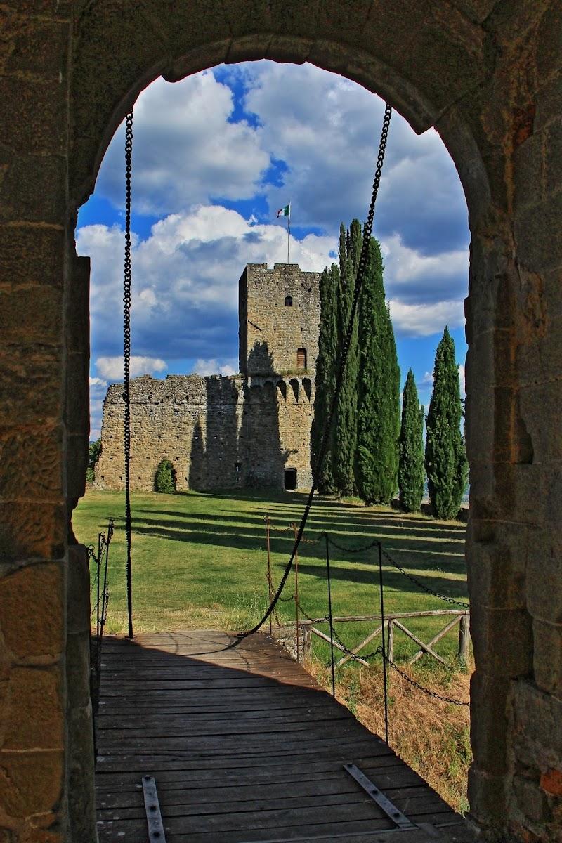 Ruderi di castello casentinese di marvig51