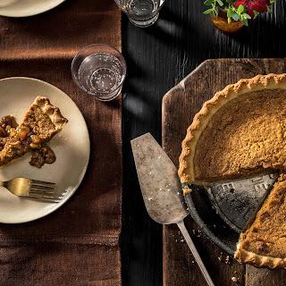 Julia Child's Aunt Helen's Fluffy Pumpkin Pie