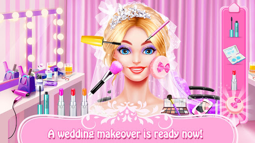 Wedding Day Makeup Artist apkpoly screenshots 6