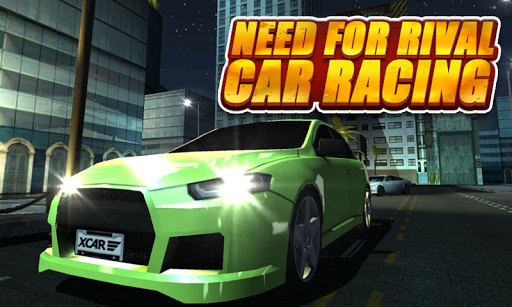 Need For Rival: Car Racing