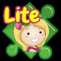Kids Jigsaw Puzzle Lite icon