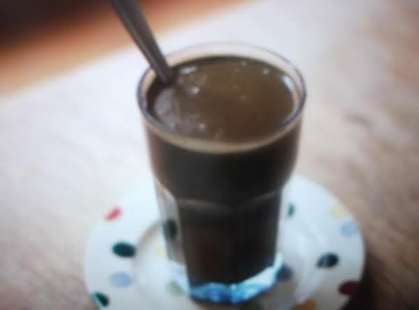 Mexican Chocolate Coffee Shake By Eddie