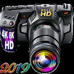Full HD  2019 8K Camera 5.4