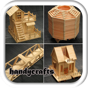 arts and crafts ideas with popsicle sticks popsicle stick crafts android apps on play 7980