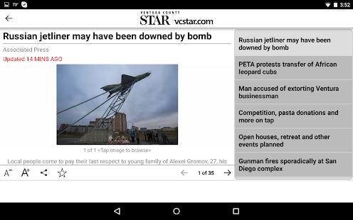 Ventura County Star- screenshot thumbnail