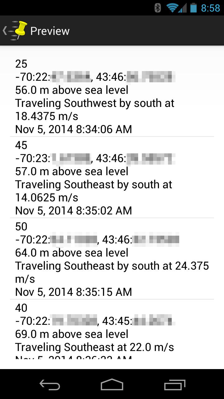 Скриншот Quick Map Marker