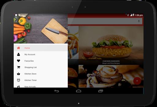 Burger And Pizza Recipes 25.7.5 screenshots 12