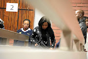 Malibyane Maoeng allegedly went on a shopping spree with the credit card of  Dr Godfrey Dire, allegedly buying furniture worth R21000 and making cash withdrawals to the tune of R5000.