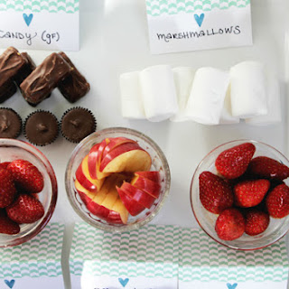 Chocolate Fondue With Chocolate Chips Recipes