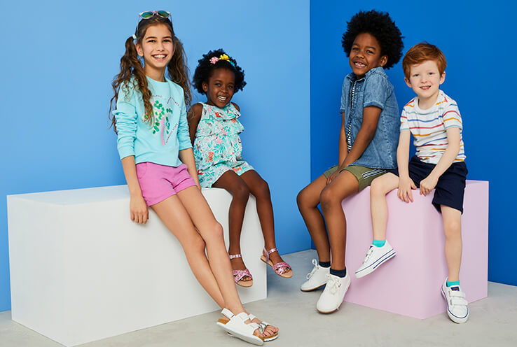 Discover the kids' edition of 3 ways to wear