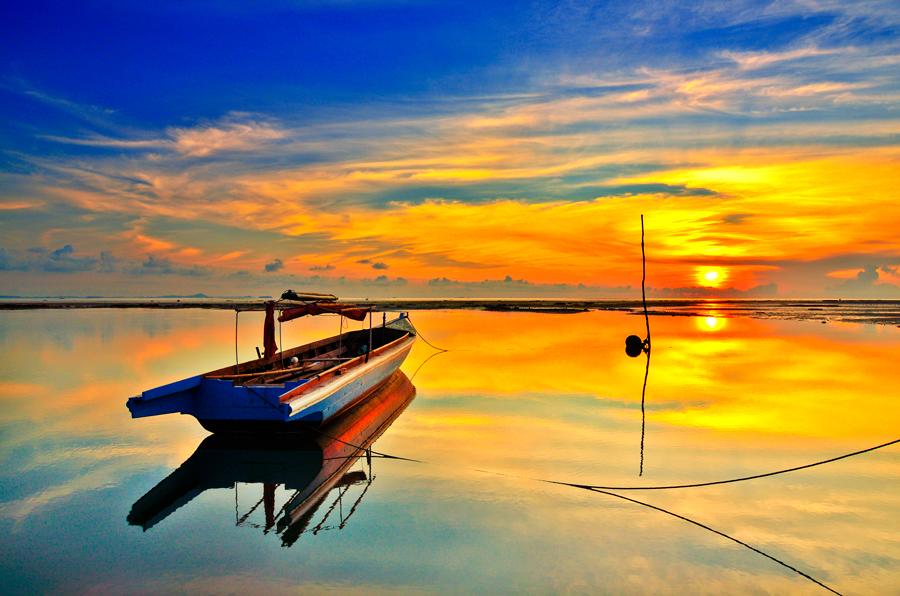 Wonderful Day by Irwansyah St - Transportation Boats