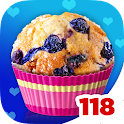 Muffin Maker: Food Chef Game icon
