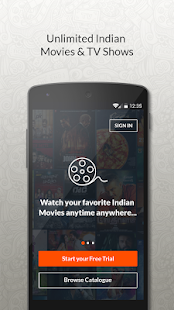 YuppFlix –Indian Movies online- screenshot thumbnail