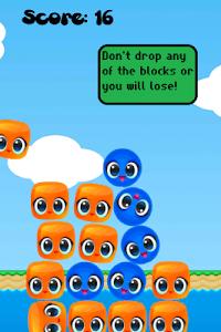 Pixel Block Stacker screenshot 1