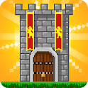 Mini guardians: castle defense (retro RPG game) icon