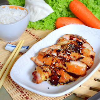 Teriyaki Chicken Recipe- Easy Japanese Cuisine