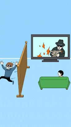 泥棒をやっつけろ! -脱出ゲーム-のおすすめ画像3