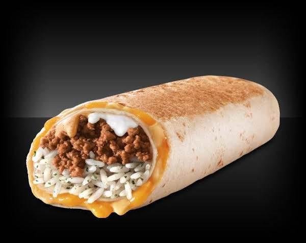 Taco Bell's ™  New Quesarito Recipe