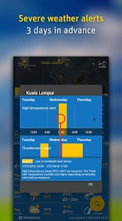 WeatherPro Screenshot 4